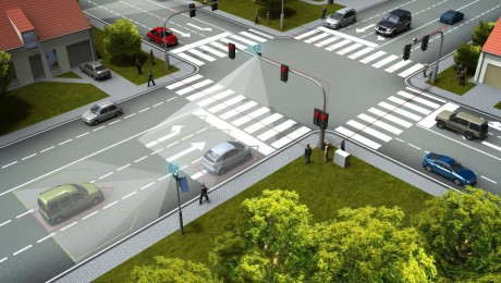 Development and Evaluation of an Adaptive Traffic Control System